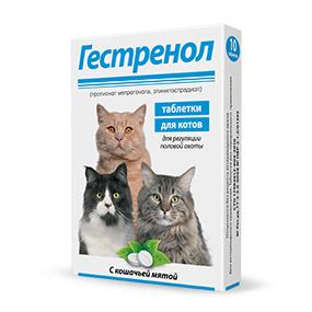 Противозапорные средства для кошек
